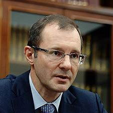 Владимир Чистюхин, зампред ЦБ, в интервью ТАСС 21 февраля
