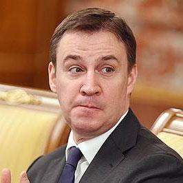 Дмитрий Патрушев, глава Минсельхоза РФ, в феврале 2019 года