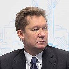 Алексей Миллер, глава «Газпрома», 10 октября 2018 года
