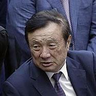 Жэнь Чжэнфэй, основатель Huawei, 15 января 2019 года