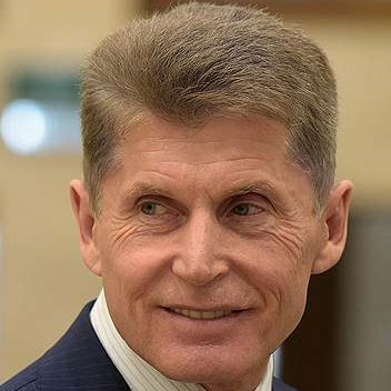 Олег Кожемяко, губернатор Приморья, 17 мая