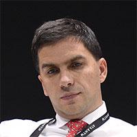 Максим Басов, гендиректор «Русагро», в сентябре 2018 года, «Интерфакс»