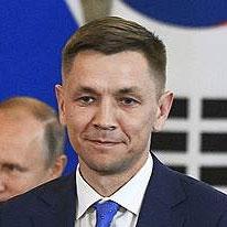 Константин Носков, глава Минкомсвязи РФ, 4 июля 2018 года («РИА Новости»)