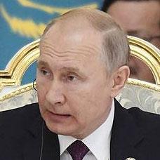 Владимир Путин, президент РФ, на заседании Госсовета 10 сентября 2018 года