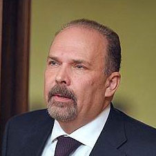 Михаил Мень, бывший глава Минстроя РФ, в сентябре 2018 года