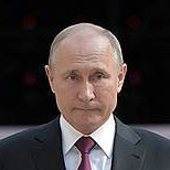 Владимир Путин, президент РФ, 20 июня 2019 года