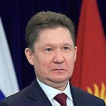 Алексей Миллер, глава «Газпрома», 4 марта