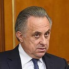 Виталий Мутко, тогда — министр спорта РФ, 25 апреля 2014 года («Спорт-Экспресс»)