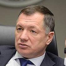 Марат Хуснуллин, вице-мэр Москвы, в июне 2015 года