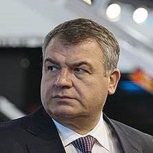 Анатолий Сердюков, индустриальный директор авиакластера «Ростеха», 5 сентября