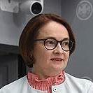 Эльвира Набиуллина, глава ЦБ, на встрече с банкирами 31 января