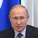 Владимир Путин, президент РФ, 29 января 2020 года