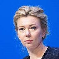 Елена Бурмистрова, зампред правления «Газпрома», 11 февраля