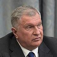 Игорь Сечин, глава «Роснефти», на встрече с президентом Владимиром Путиным, 11 февраля