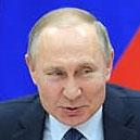 Владимир Путин, президент РФ, на совещании с членами правительства 10 апреля 2006 года