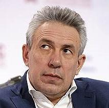 Сергей Горьков, глава «Росгеологии», 30 октября 2019 года
