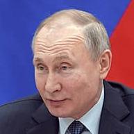 Владимир Путин, президент РФ, 13 мая