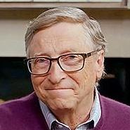 Билл Гейтс, сооснователь Microsoft, на конференции TED в апреле 2015 года