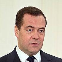 Дмитрий Медведев, на тот момент премьер-министр РФ, 14 февраля 2014 года