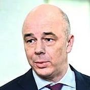 Антон Силуанов, министр финансов, 21 ноября 2018 года