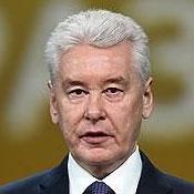 Сергей Собянин, мэр Москвы, 6 октября