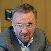 Максим Блажко, основатель «Дон-Строя», в 2009 году