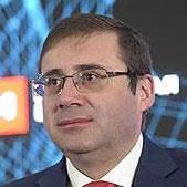 Сергей Швецов, первый зампред ЦБ, 3 октября