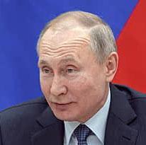 Владимир Путин,  президент РФ, в ходе прямой линии 20 июня 2019 года