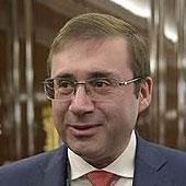Сергей Швецов, первый зампред ЦБ, 26 ноября 2018 года