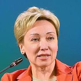 Ольга Скоробогатова, первый зампред ЦБ, 23 декабря 2020 года