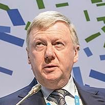 Анатолий Чубайс, на тот момент глава «Роснано», 22 октября 2020 года