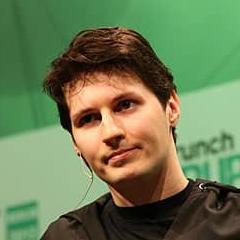 Павел Дуров,основатель Telegram, 17 июня 2020 года
