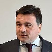 Андрей Воробьев, губернатор Подмосковья, в июне 2018 года