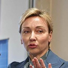 Ольга Скоробогатова, первый зампред Банка России, 22 мая 2019 года