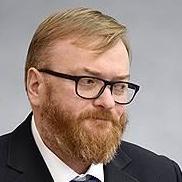 Виталий Милонов, депутат Госдумы, в эфире радио «Комсомольская правда» в январе 2021 года