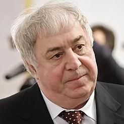 Михаил Гуцериев, основной владелец группы «Сафмар», в июле 2017 года