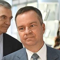 Алексей Моисеев, заместитель министра финансов, 21 мая 2019 года