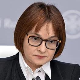 Эльвира Набиуллина, глава Центробанка, в марте 2021 года