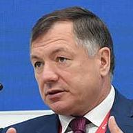 Марат Хуснуллин, вице-премьер РФ, в апреле 2020 года