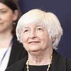 Джанет Йеллен, глава ФРС, после встречи министров финансов и глав центробанков G20 11 июля