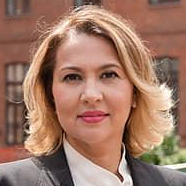 Alexandra Panina, Board Member of Inter RAO and Head of the Supervisory Board of the Council of Energy Producers, December 23, 2020