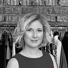 Анна Любан, основательница комиссионного магазина Second Friend Store