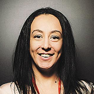 Ирина Першуткина,  директор по продажам Уральского региона DPD вРоссии