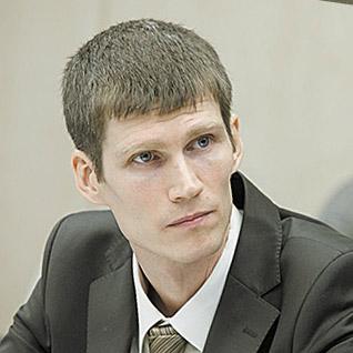 Александр Жульков,  замначальника отдела оперативного контроля УФНС по Свердловской области