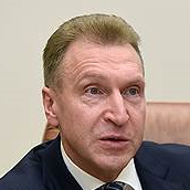 Игорь Шувалов, первый вице-премьер РФ, в сентябре 2011 года