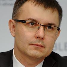 Александр Шульгин, гендиректор Ozon, во время IPO в ноябре 2020 года