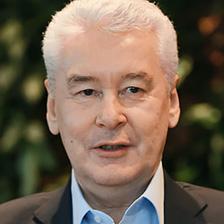 Сергей Собянин, мэр Москвы, в сентябре 2020 года на НТВ