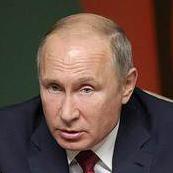Владимир Путин, президент РФ, 15 июня 2017 года