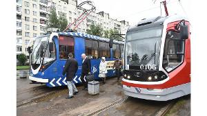 Трамвай для двоих