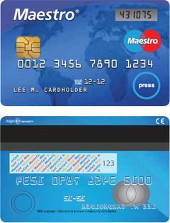 Банковские карты станут интерактивными – Картина дня – Коммерсантъ